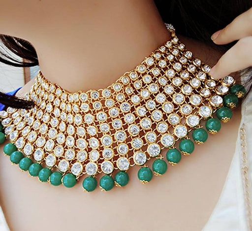 Charming Alloy Necklace Set