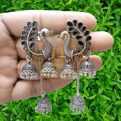 Women's German Silver Earring