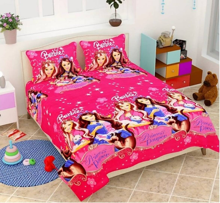 Polycotton Double Bedsheet