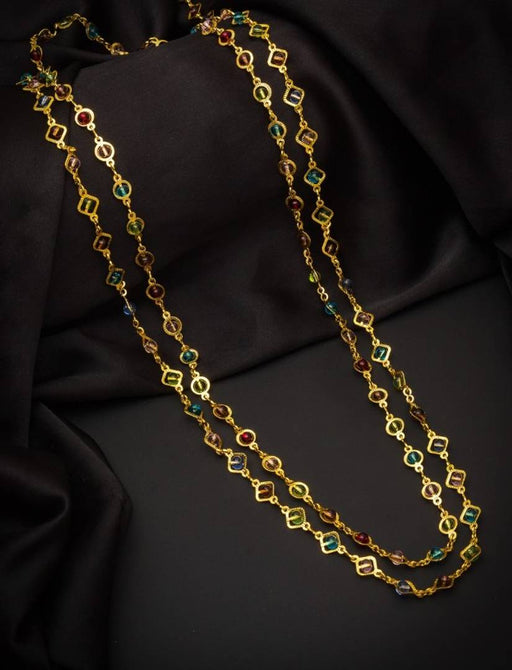 Designer Brass Necklace