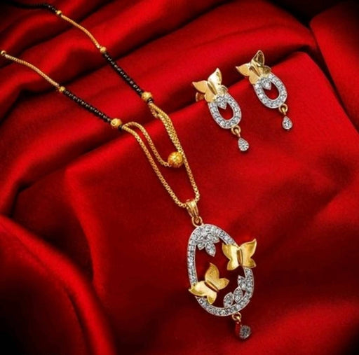 Ella Attractive Women's Mangalsutra Set