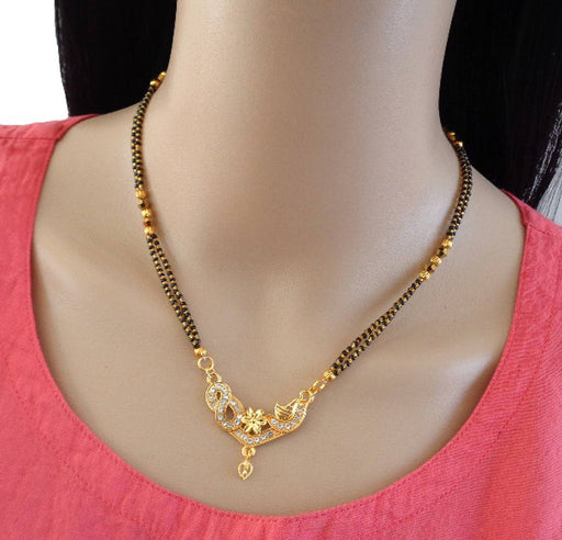 Designer Alloy Mangalsutra for Women