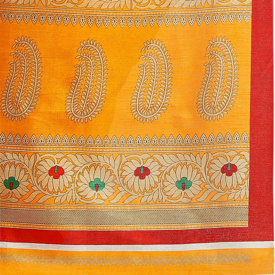 MYSORESILK SAREE WITH BLOUSE PIECE KERI Volume One