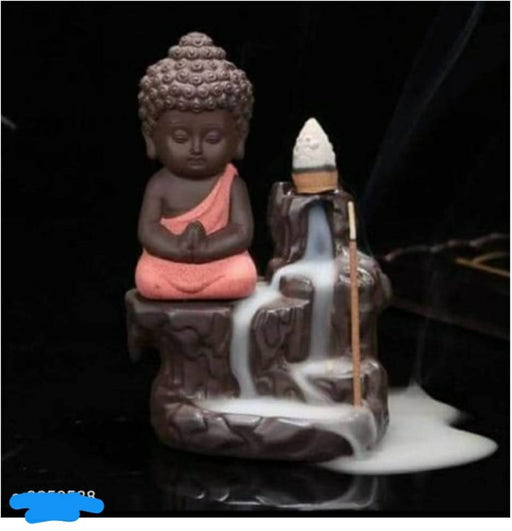 Essential Ceramic Buddha Showpiece