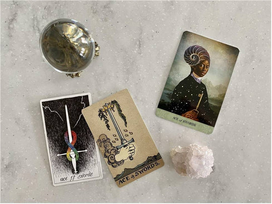 Learn How to Read and Analyze All 10 Swords Tarot Cards