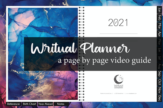 Watch The Page-By-Page Guide to Our Tarot Journal