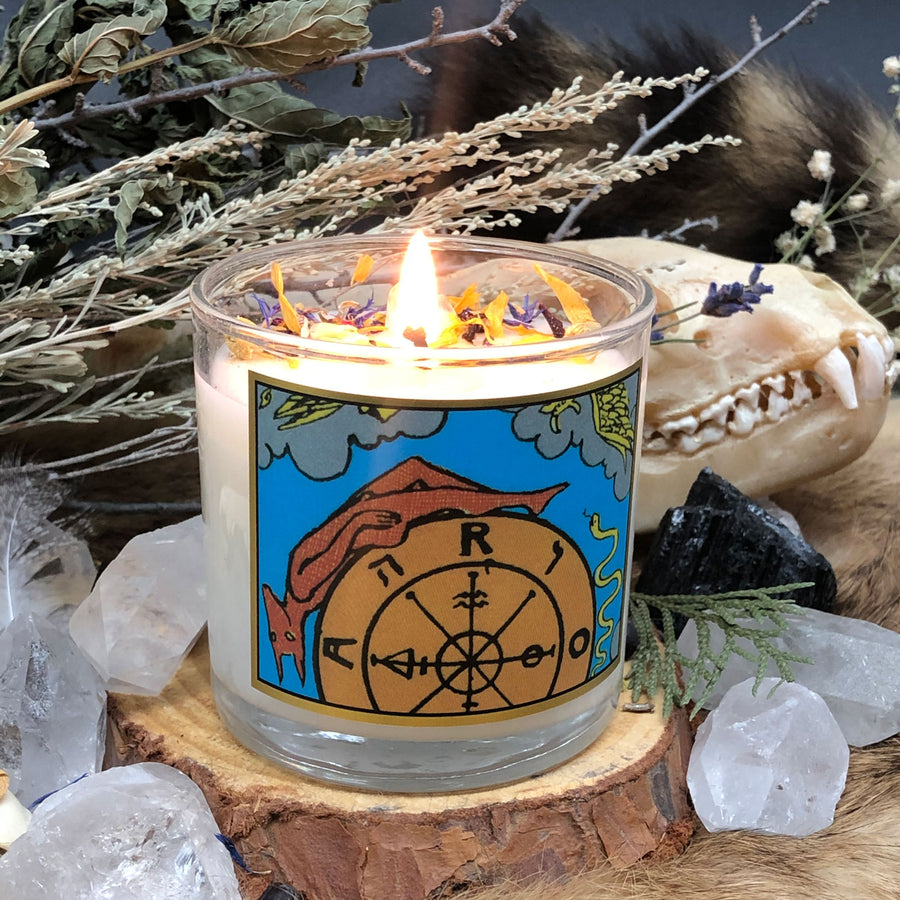 Wheel of Fortune 6oz Candle