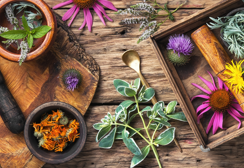 Make Your Own Flower Essences