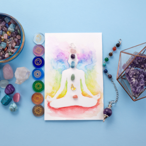 Mantras to Open Your Chakras by Goddess Provisions