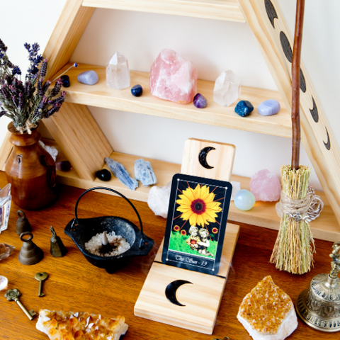 Introduction to Tarot by Goddess Provisions