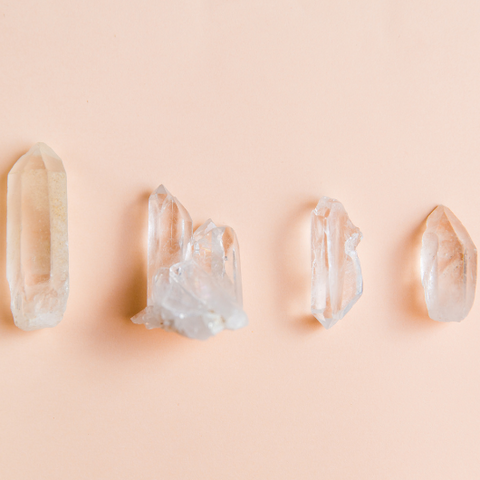 How to Cleanse & Charge Your Crystals Goddess Provisions