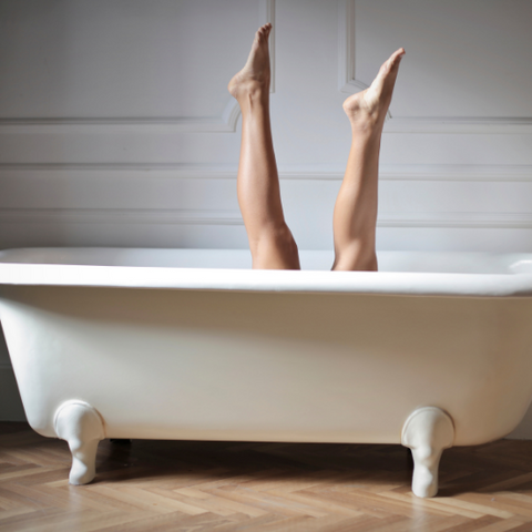 How to Cleanse your Aura with a Spiritual Bath Goddess Provisions