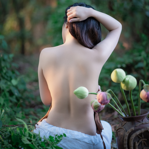 Sensuality vs Sexuality...Not the Same by Goddess Provisions