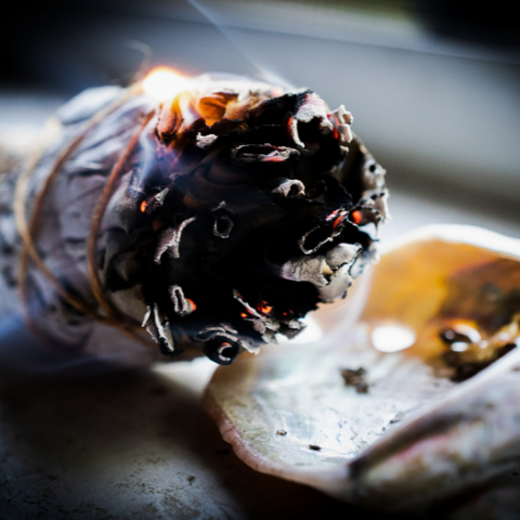 The History of Smudging with Abalone Shells Goddess Provisions