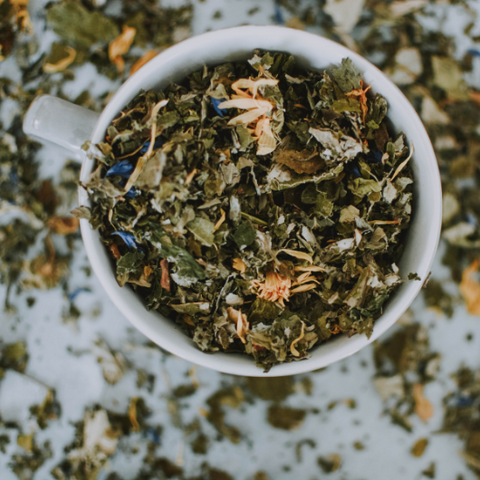 How To Read Tea Leaves Goddess Provisions