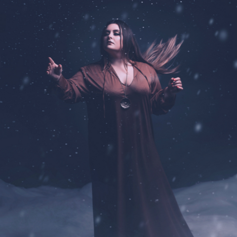 The High Priestess & Her Message for You Goddess Provisions