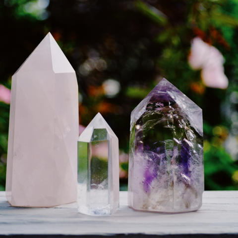 Healing Your Skin with Botanicals and Crystals Goddess Provisions