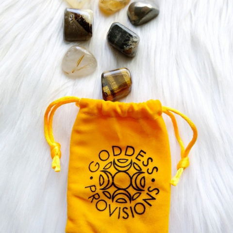 5 Minute Morning Ritual for Self-Care by Goddess Provisions