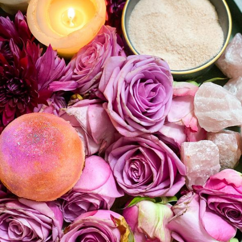 How to Perform A Sacred Bath Ritual Goddess Provisions