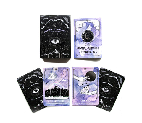 Dreamy Moons Oracle Deck at Goddess Provisions