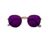 Violet Color Therapy sunglasses by Goddess Provisions