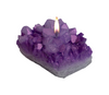 Amethyst Cluster Candle Goddess Provisions