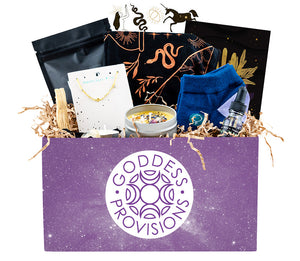Goddess Provisions subscription Box
