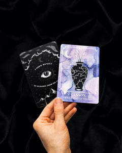 Dreamy Moons Oracle Deck @ Goddess Provisions