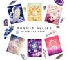 Cosmic Allies Tarot Deck at Goddess Provisions