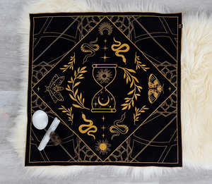 Tarot & Oracle Mat by Goddess Provisions