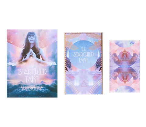 The Starchild Tarot Akashic Deck at Goddess Provisions