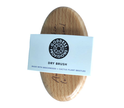 Goddess Provisions Dry Brush