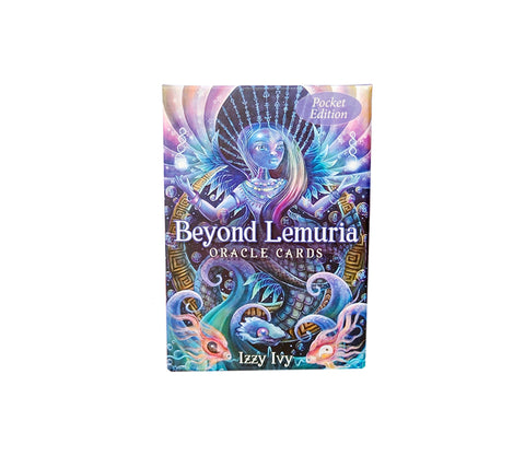 Beyond Lemuria Oracle Cards at Goddess Provisions