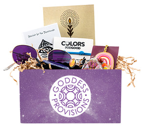 Goddess Provisions' Color Therapy Box