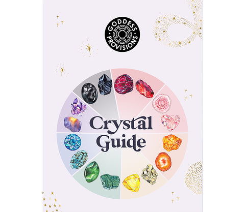 Crystal Guide at Goddess Provisions