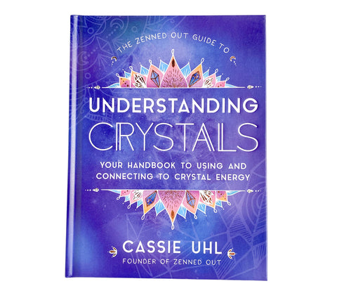 Understanding Crystals Guide Book at Goddess Provisions