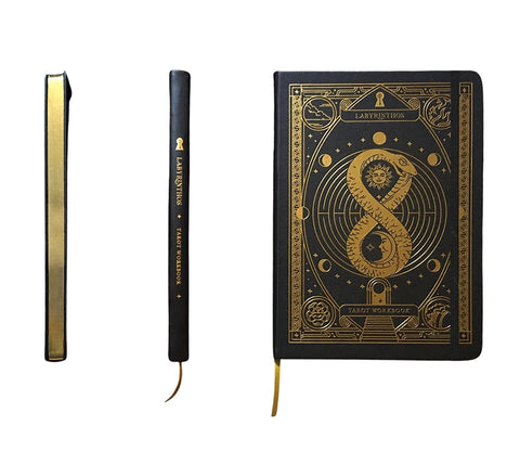 Tarot Journal By Labyrinthos at Goddess Provisions