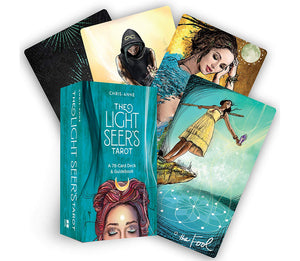 Light Seers Tarot Deck at Goddess Provisions