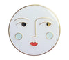 Luna pin by Lisa Junius at Goddess Provisions