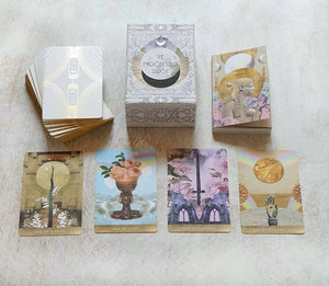 The Moonchild Tarot Goddess Provisions