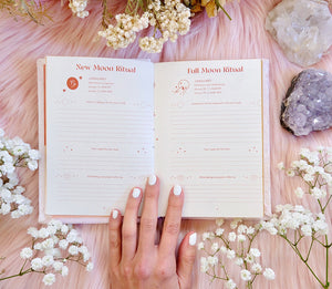 2021 Moon Planner by Goddess Provisions