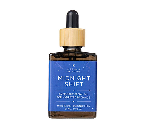 Overnight Facial Oil at Goddess Provisions