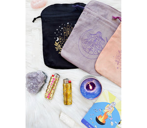 Tarot Pouches at Goddess Provisions