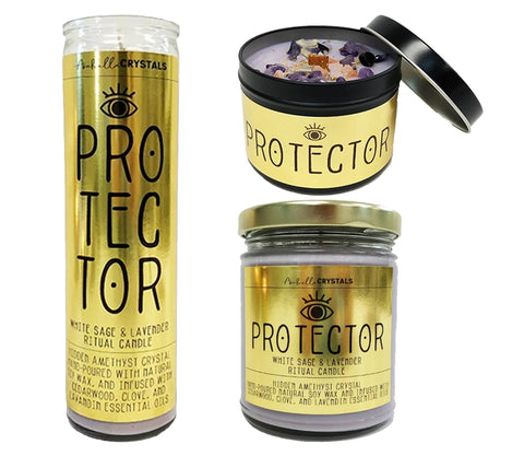 Protector Ritual Candle at Goddess Provisions