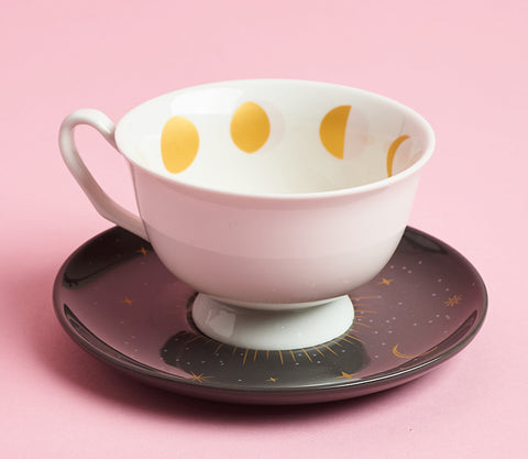 Divination Teacup by Goddess Provisions