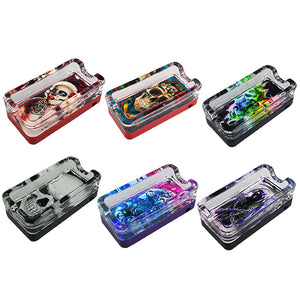ITEM NUMBER 021756 LIGHT UP ASHTRAY E 6 PIECES PER DISPLAY