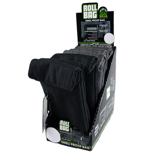 ITEM NUMBER 021829 SMOKEZILLA ROLL BAG 6 PIECES PER DISPLAY