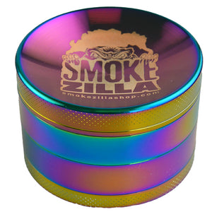 ITEM NUMBER 022064 63MM SMOKEZILLA GRINDER 6 PIECES PER DISPLAY