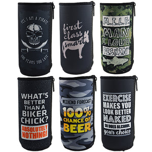 ITEM NUMBER 022476 24OZ CAN COOLER 6 PIECES PER DISPLAY