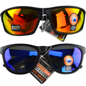 ITEM NUMBER 022487 INDESTRUCTIBLE SUNGLASSES 6 PIECES PER PACK